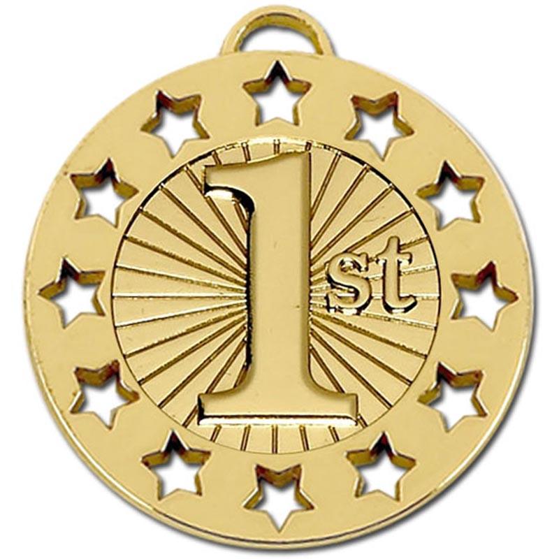 40mm Spectrum Gold Medal