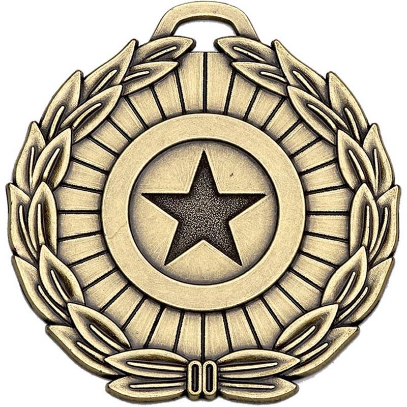 70mm Megastar Bronze Medal