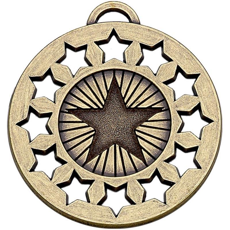 40mm Bronze Constellation Medal