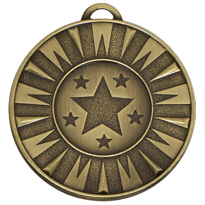 Bronze Star Target Medal