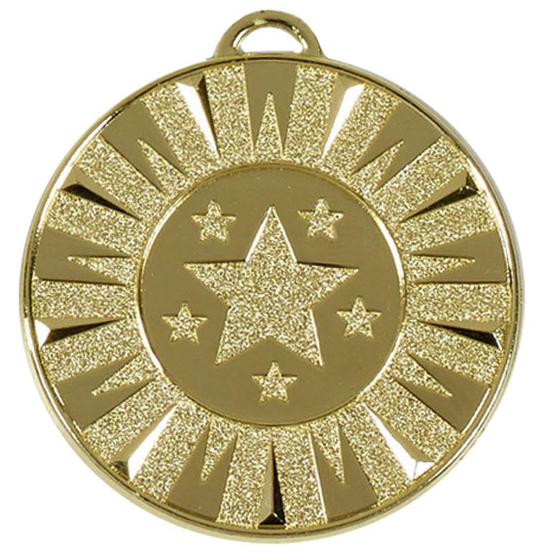 Gold Star Target Medal