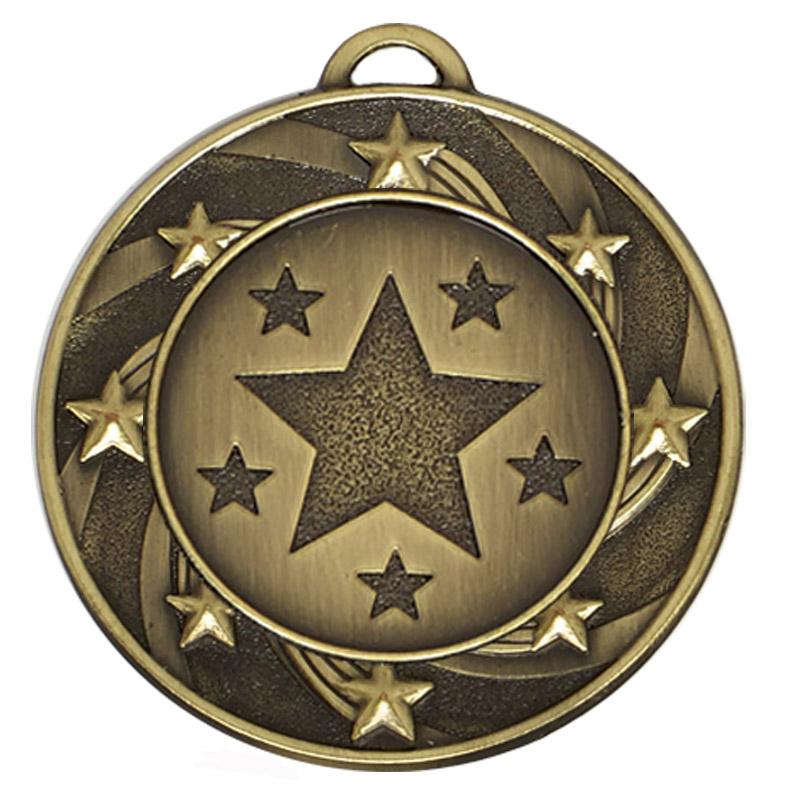 40mm Bronze Star Vortex Target Medal