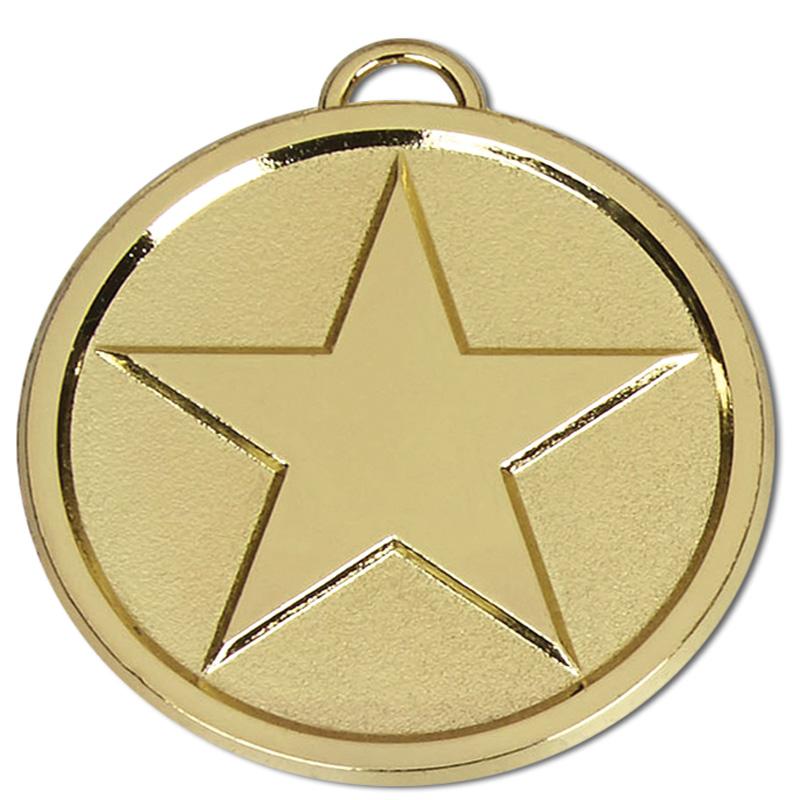 Gold Bright Star Medal