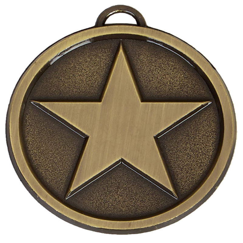 Bronze Bright Star Medal
