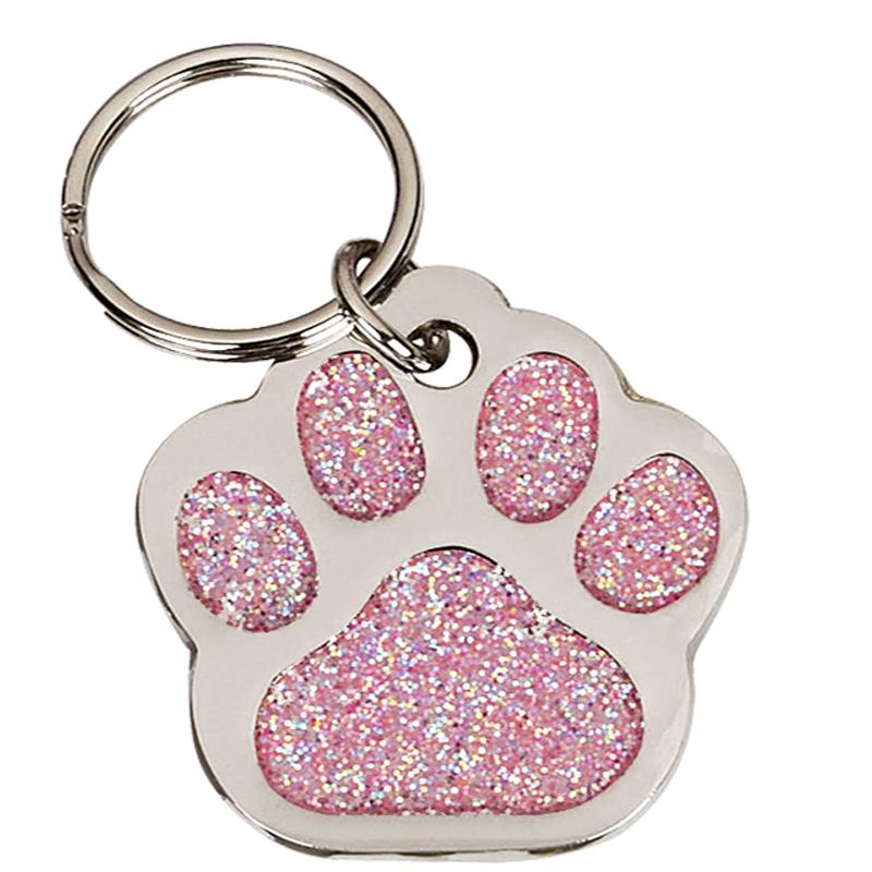 Pink Paw Pets Companion Pet Tag
