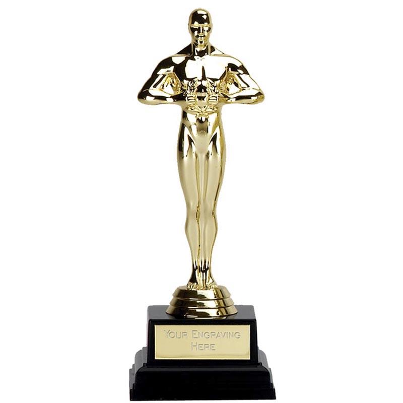 6 Inch Statue Achievement Award