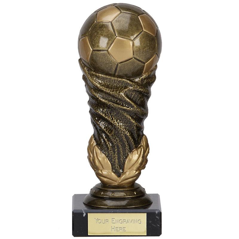 7 Inch Detailed Ball Football Icon Award
