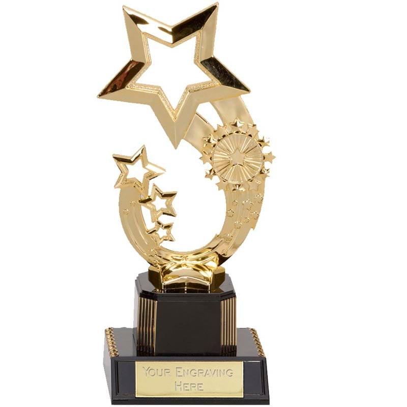 8 Inch Rising Star Award