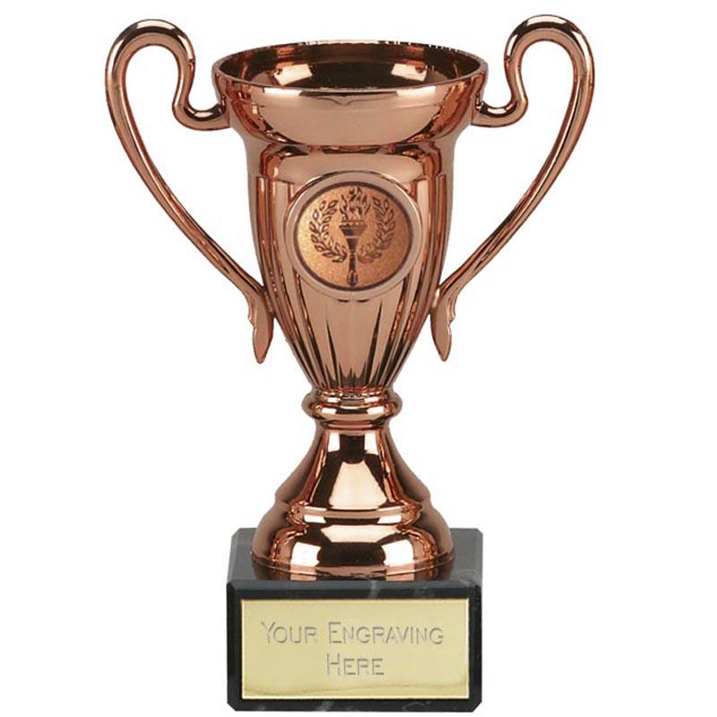 Mini Bronze Jupiter Trophy Cup
