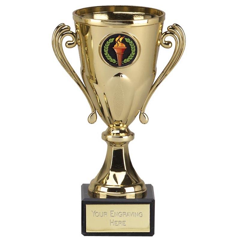 Mini Gold Titon Trophy Cup