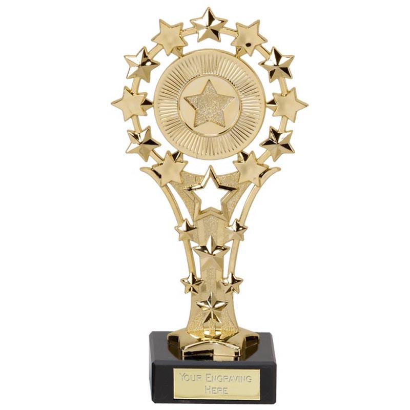 7 Inch Star Beacon Allstar Award