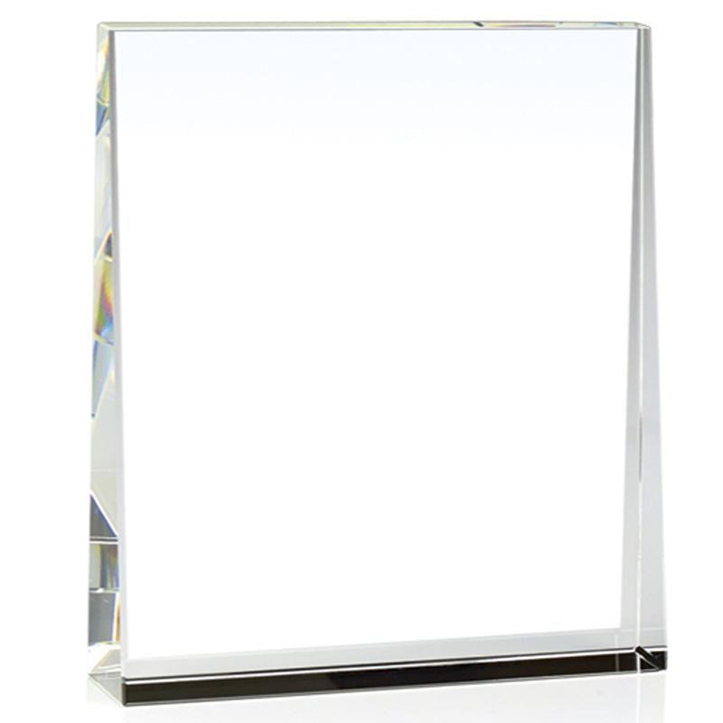 3 Inch Free Standing Optical Guardian Crystal Award