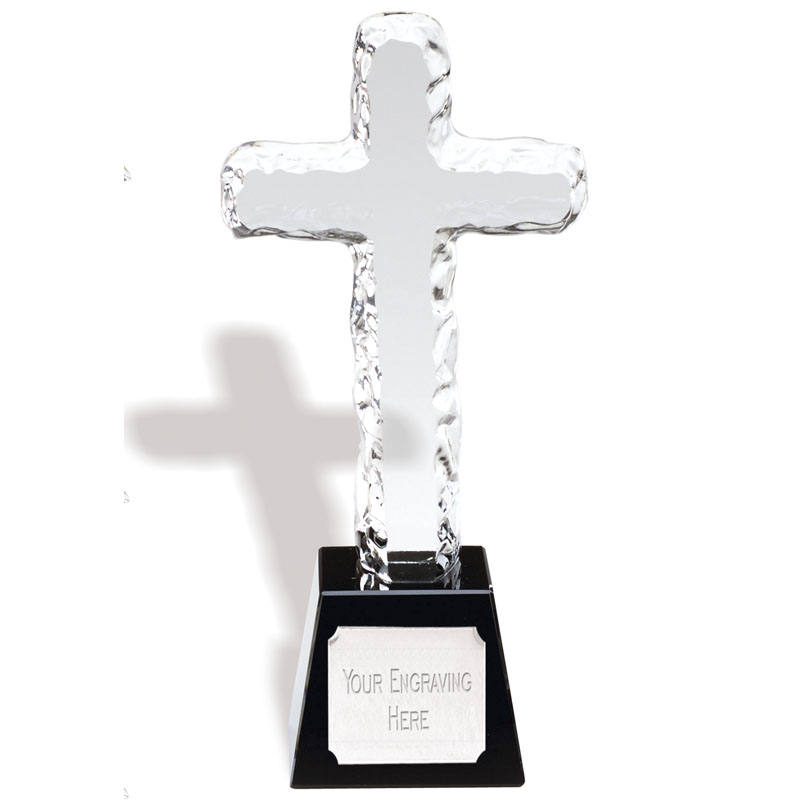 7 Inch Crucifix Religion Christian Award