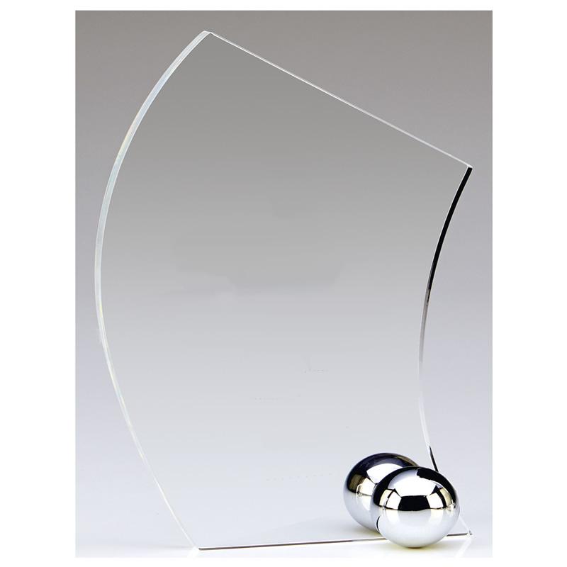 8 Inch Sail Affect Kennedy Acrylic Award