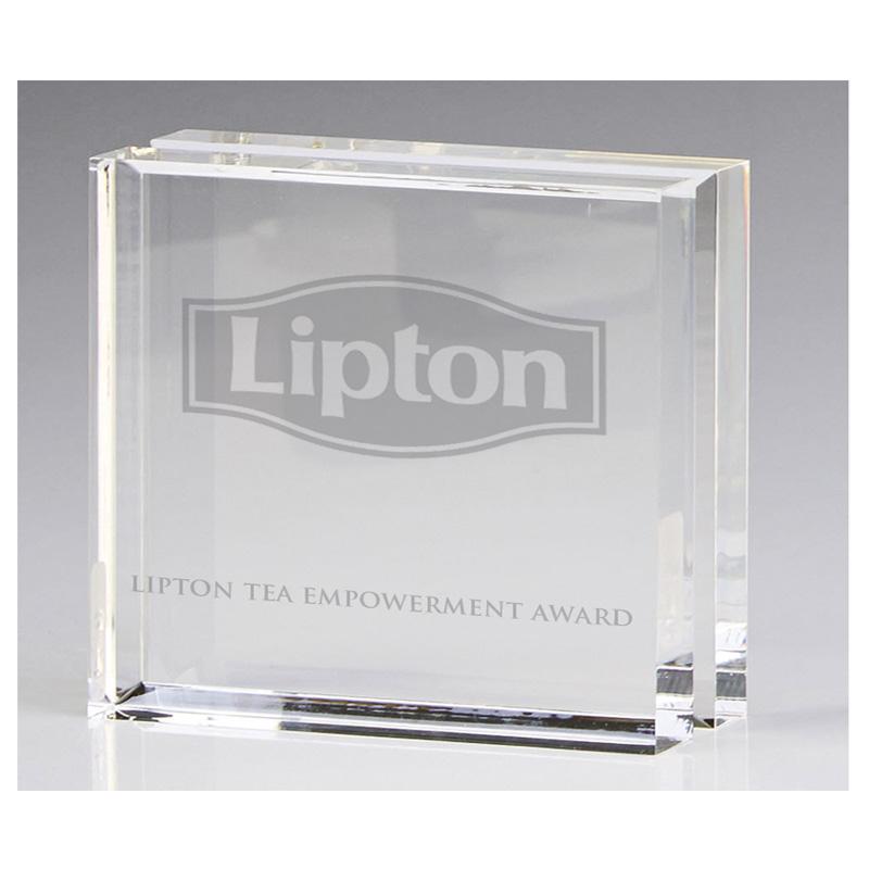 3 Inch Block Northcote Acrylic Award