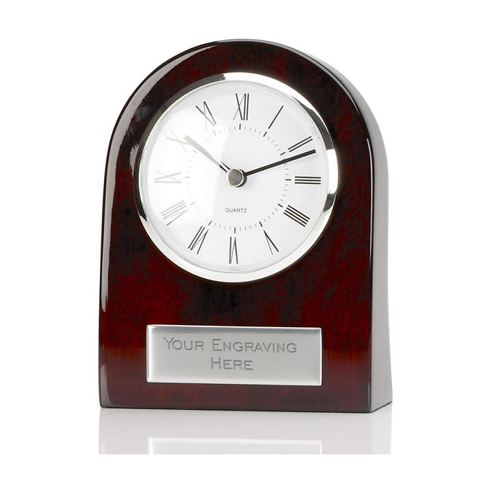 5 Inch Shine Finished Recognition Clock