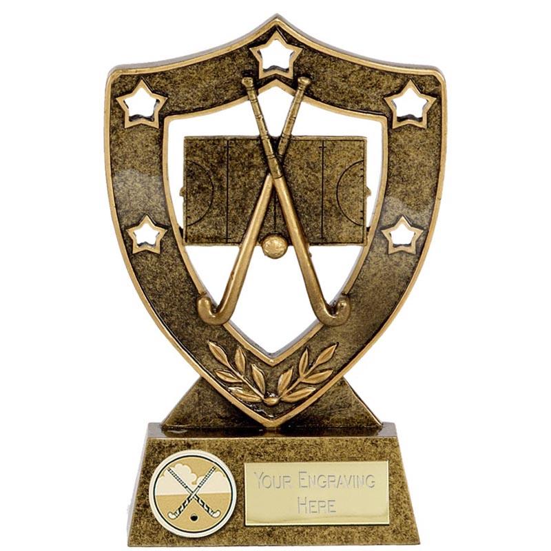 Sticks & Pitch Hockey Shieldstar Shield Award