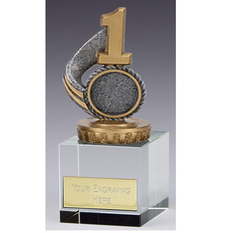 12cm 1st Place Figure on Merit Award