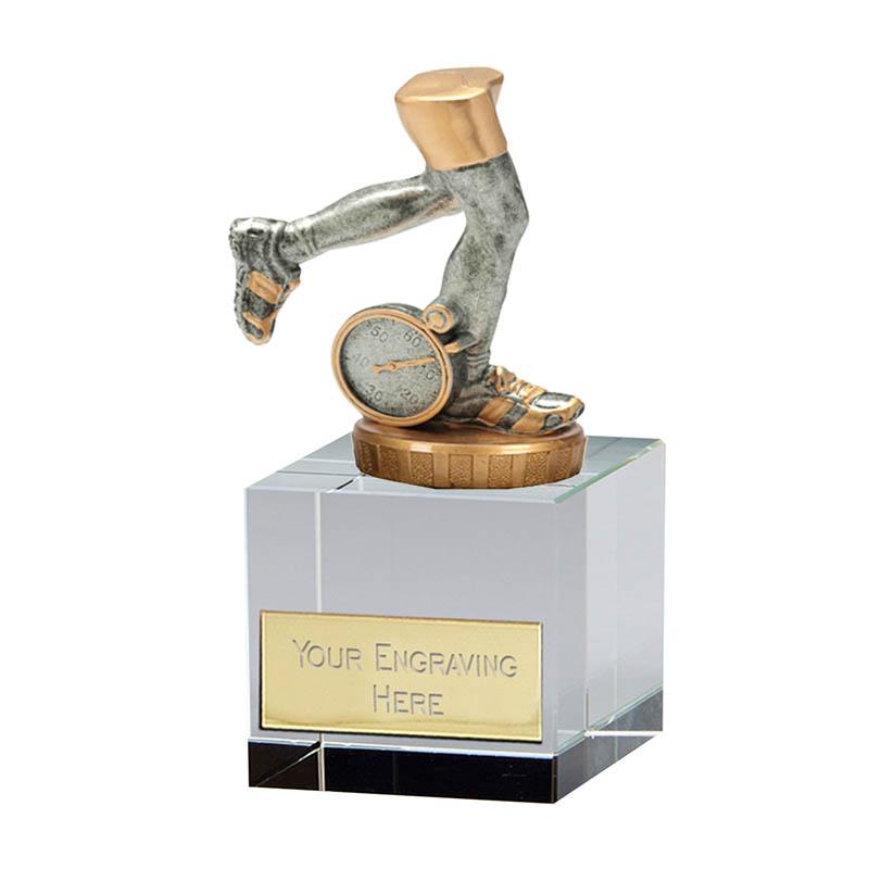 12cm Running Neutral Figure on Running Merit Award