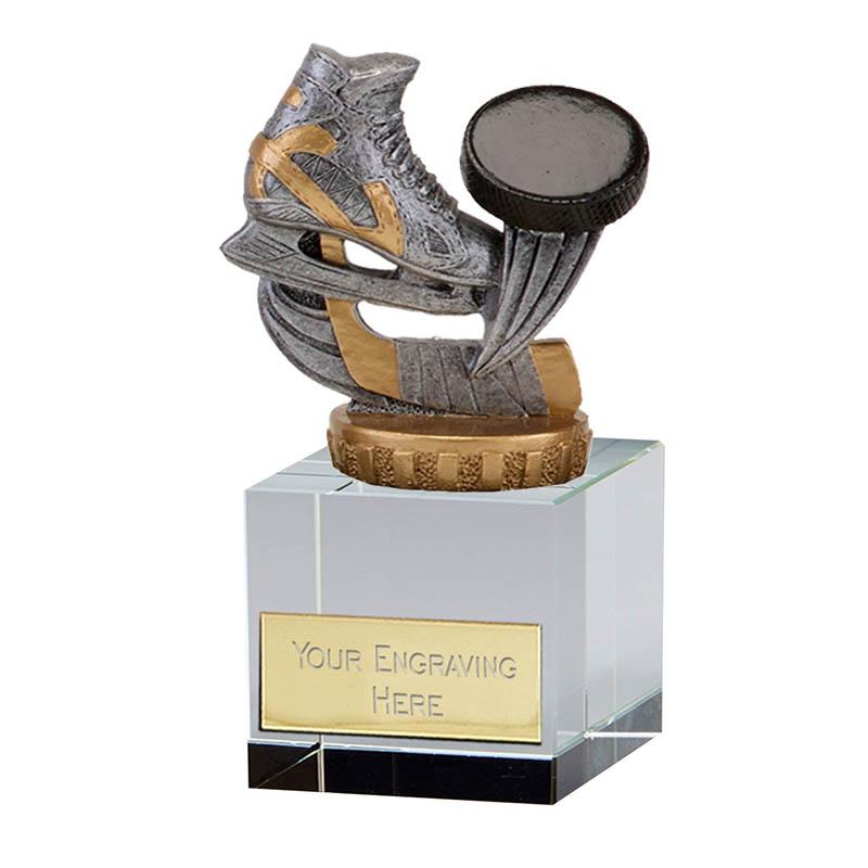 12cm Ice Hockey Figure on Hockey Merit Award