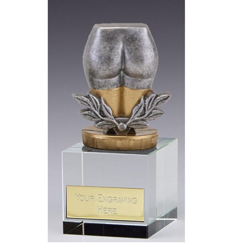 12cm Bottom Figure on Joke Merit Award