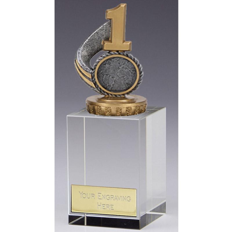 16cm 1st Place Figure on Merit Award