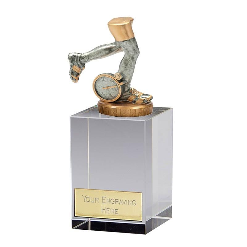 16cm Running Neutral Figure on Running Merit Award