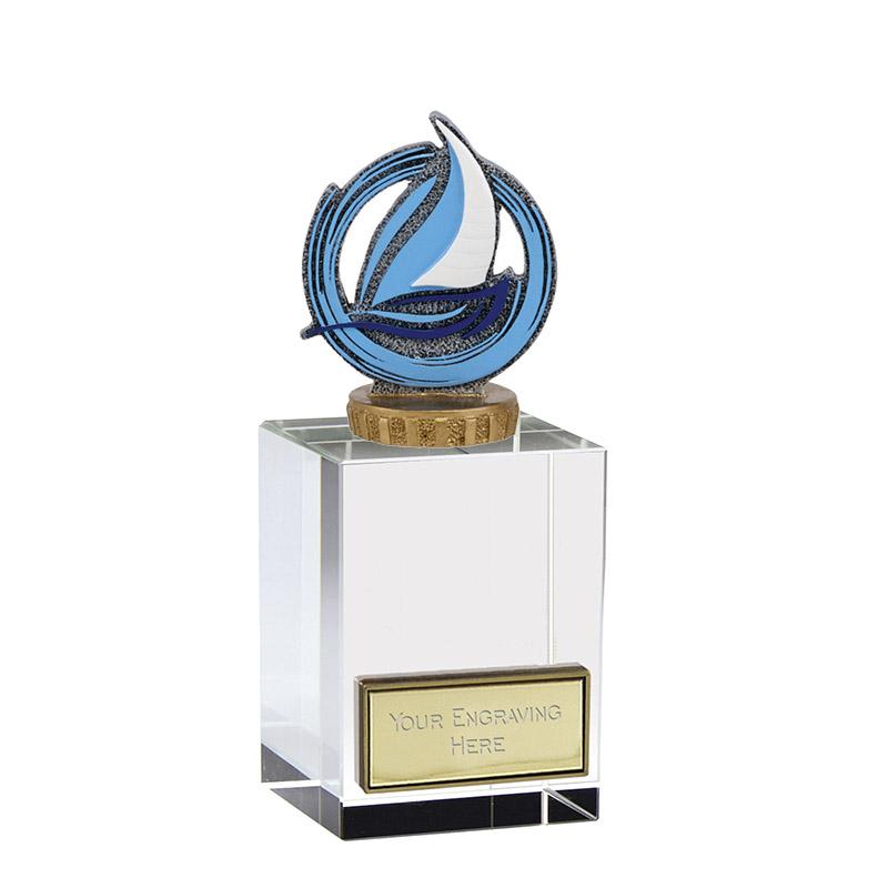 16cm Sailing Figure on Sailing Merit Award