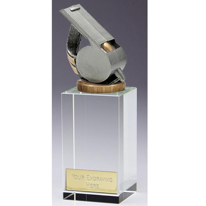 17cm Whistle Figure On Merit Award