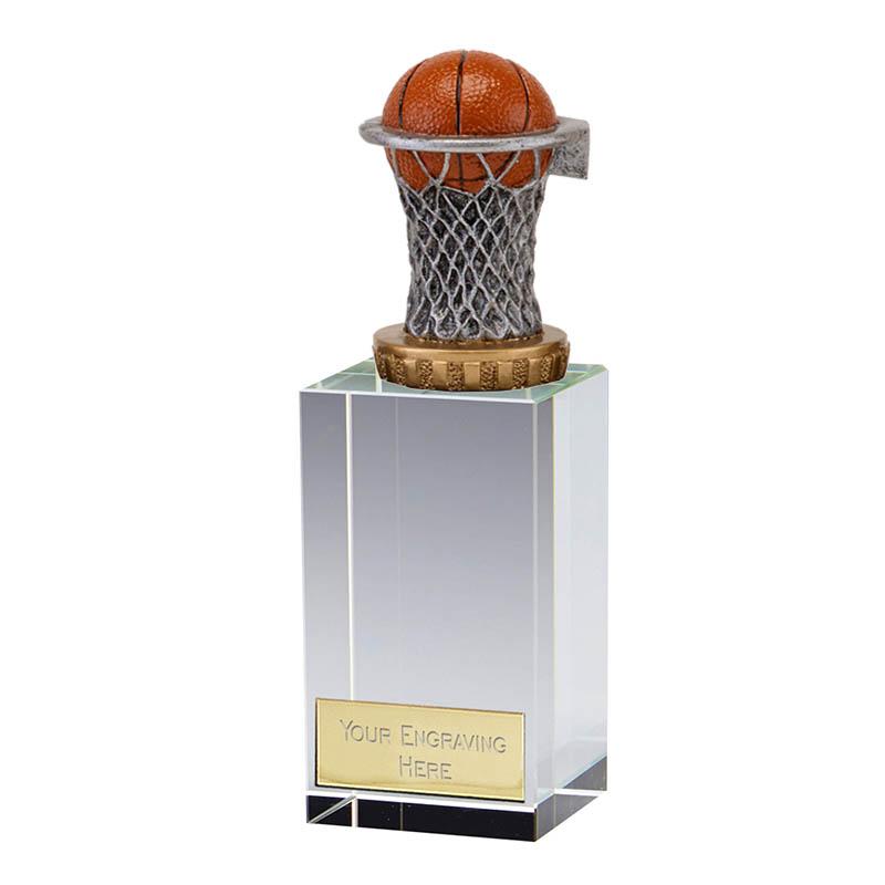 17cm Basketball Figure on Basketball Merit Award