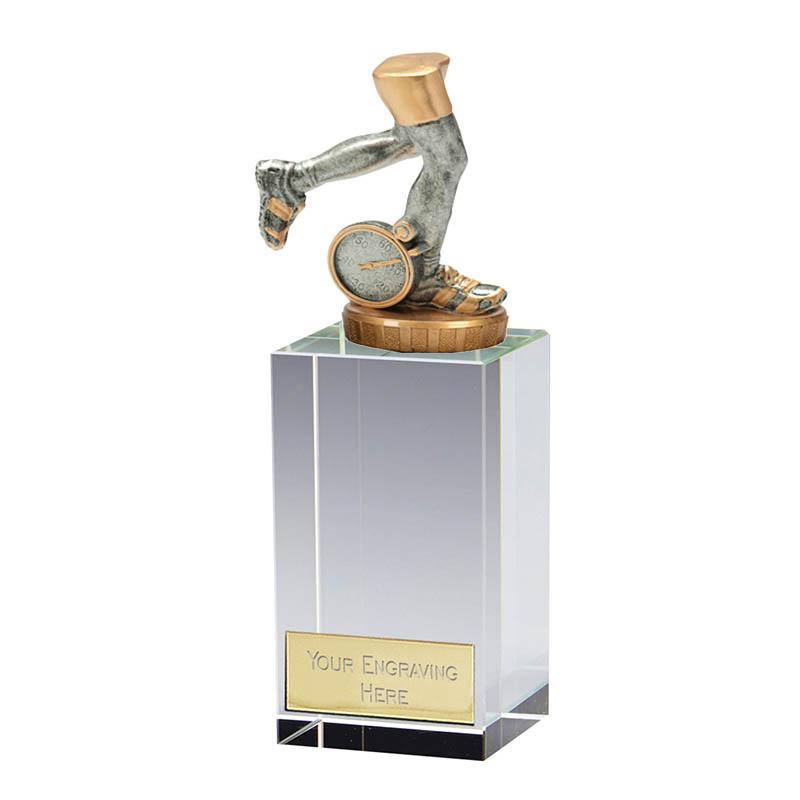 17cm Running Neutral Figure on Running Merit Award