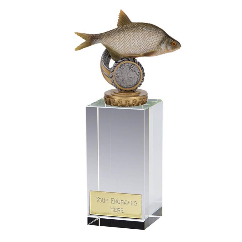 17cm Fish Bream Figure On Fishing Merit Award