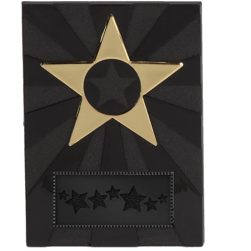 3 Inch Apex Star Plaque Award