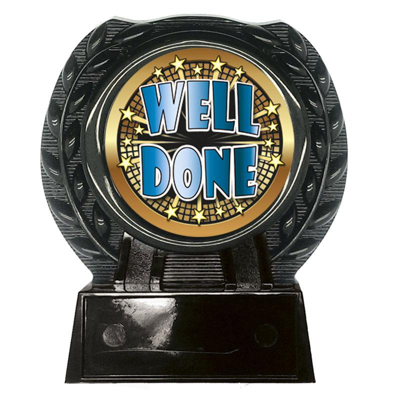 4 Inch Well Done Centre Wreath Alberta Award