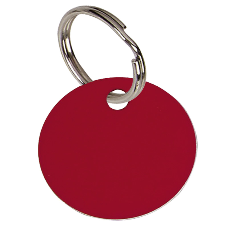 Red Disc Pets Companion Pet Tag