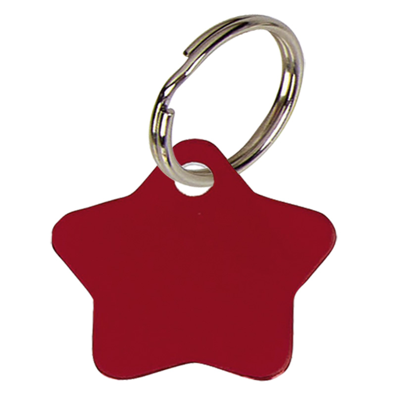 28mm Red Star Pets Companion Pet Tag