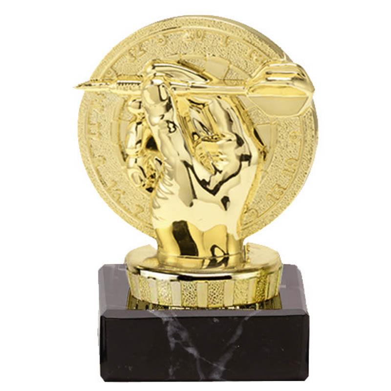 4 Inch Gold Darts Hand Darts Flexx Award
