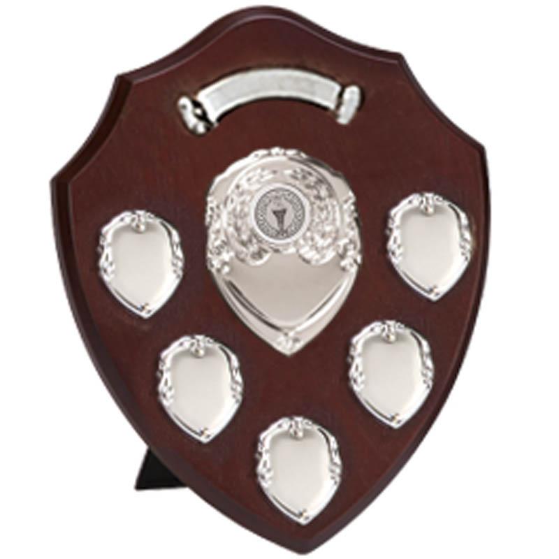8 Inch Silver Triumph Annual Shield