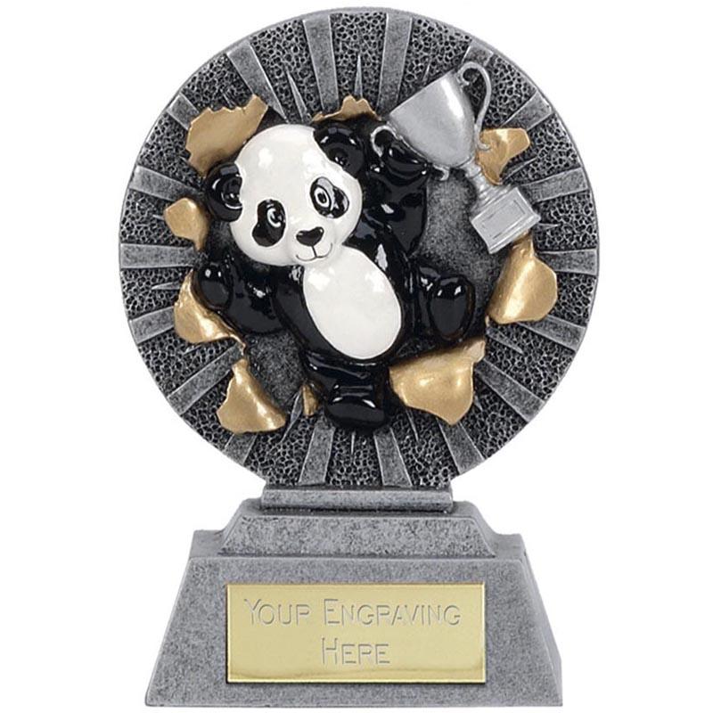4 Inch Panda Xplode Award