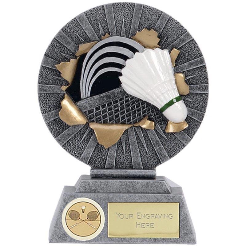 Shuttlecock Badminton Xplode Award