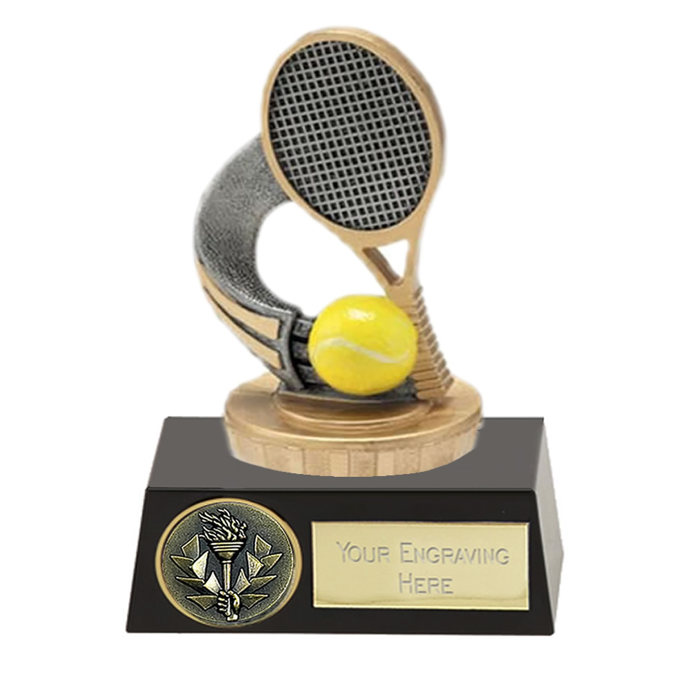 11cm Tennis Figure on Tennis Meridian Award