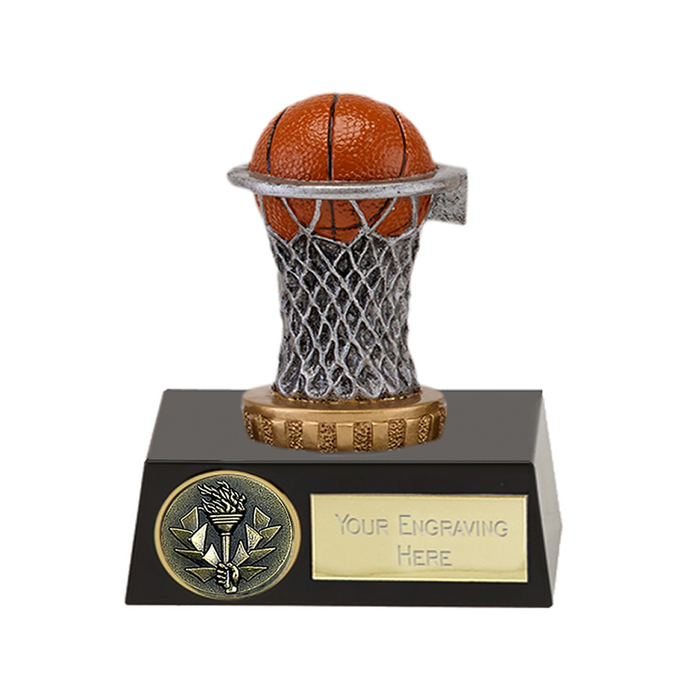 11cm Basketball Figure on Basketball Meridian Award