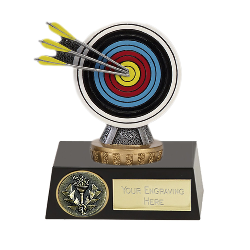 11cm Archery Figure on Archery Meridian Award