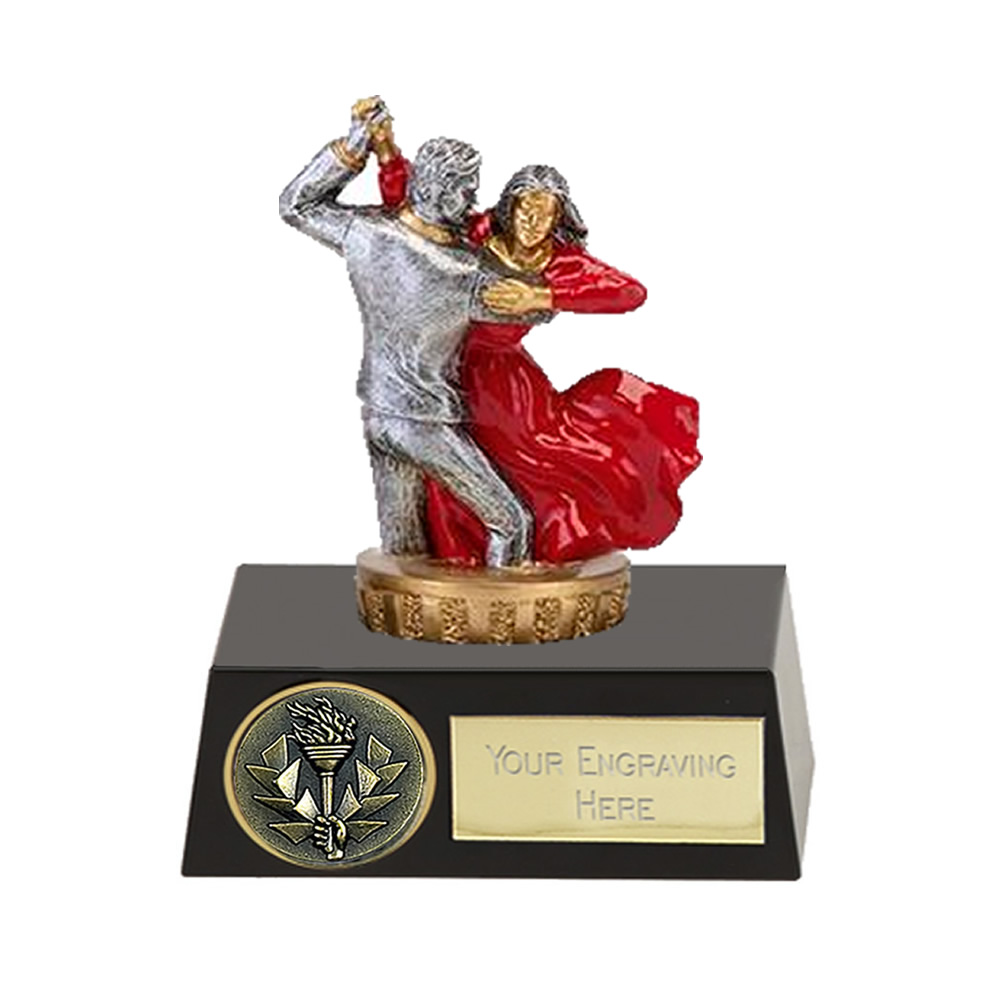 11cm Ballroom Dancing Figure on Dance Meridian Award