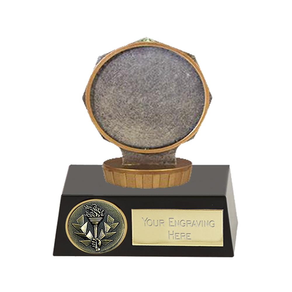 11cm 50mm Centre Holder Figure On Meridian Award
