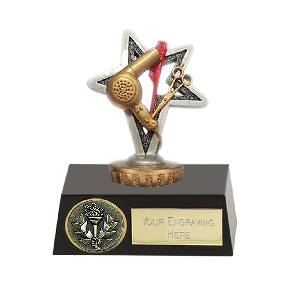 11cm Hairdressing Figure on Hairdressing Meridian Award