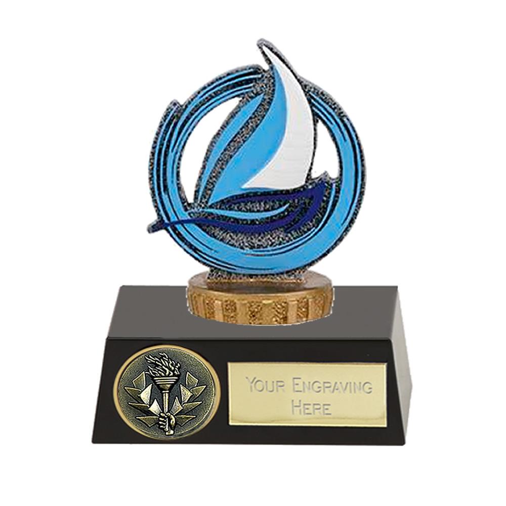 11cm Sailing Figure on Sailing Meridian Award