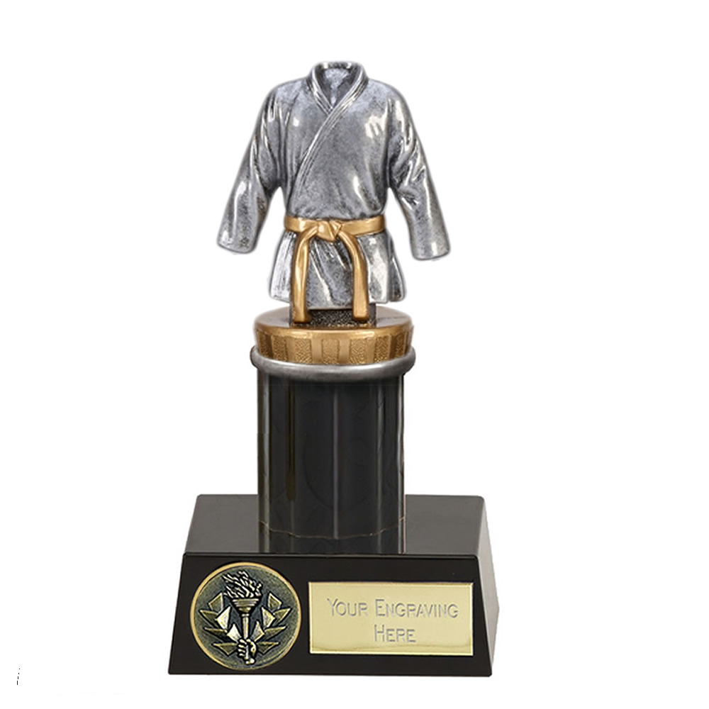 16cm Martial Arts Figure on Martial Arts Meridian Award