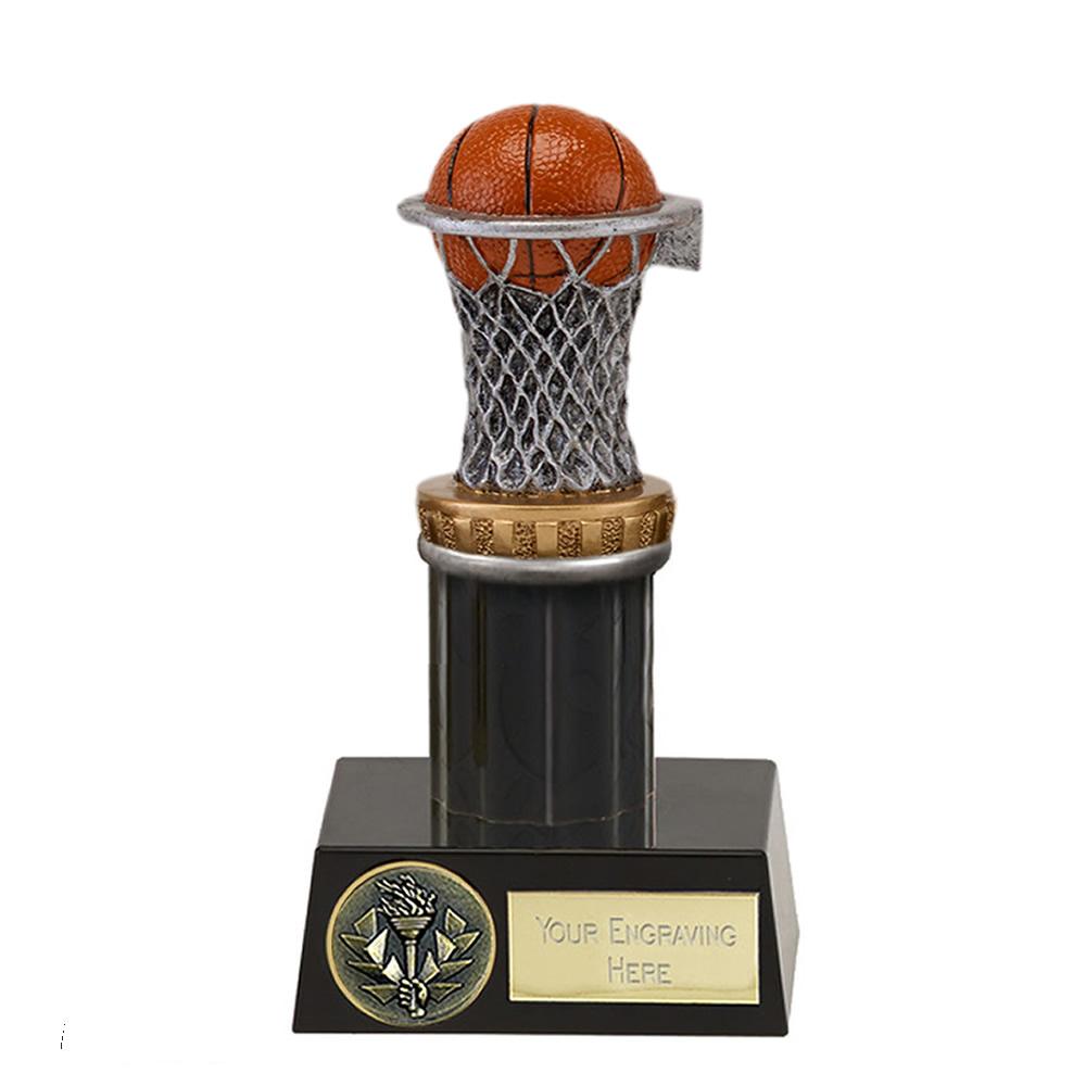 16cm Basketball Figure on Basketball Meridian Award