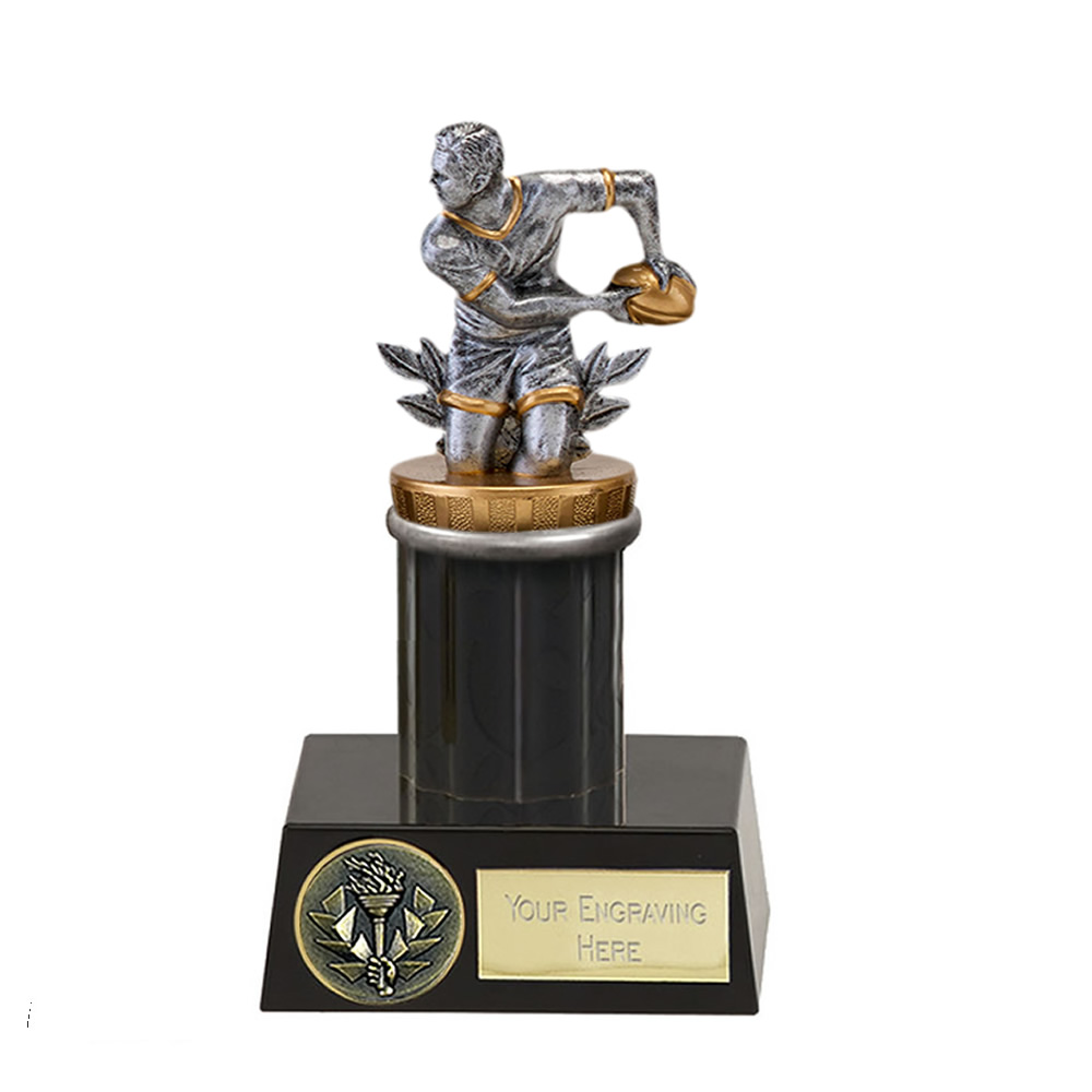 16cm Rugby Figure on Rugby Meridian Award